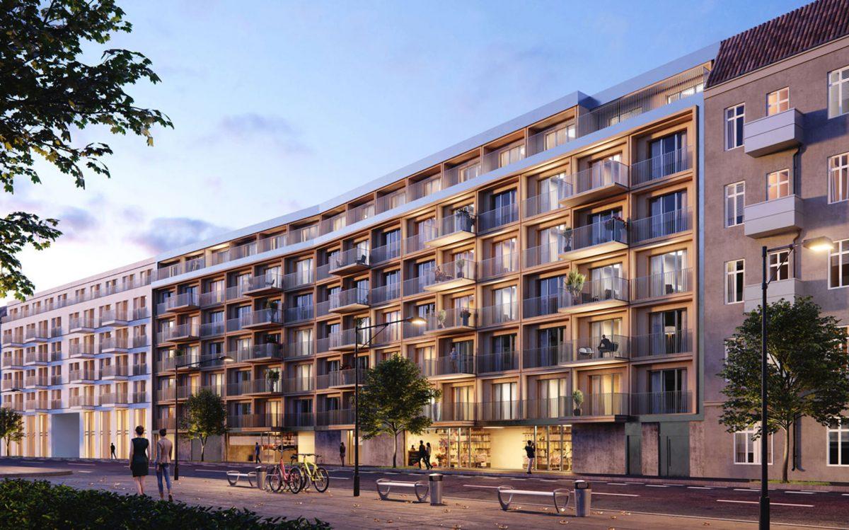 Markgrafendamm   Micro Apartments in Berlin-Friedrichshain, Germany