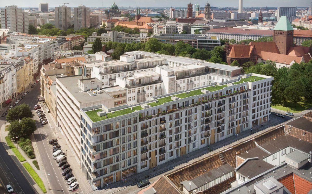 Embassy | Eigentumswohnungen am Köllnischen Park