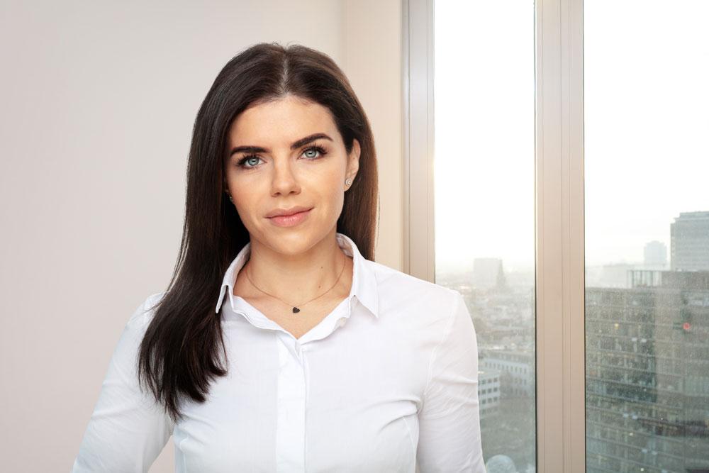 Karina Boer, COO
